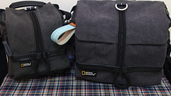 handbag(0.0), outerwear(0.0), pocket(0.0), bag(1.0), pattern(1.0), backpack(1.0),
