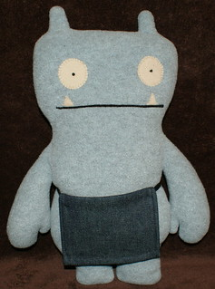 Uglydoll Handmade David Horvath and Sun Min - Zakka Nightshift Wage