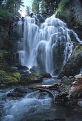 Waterfalls Creeks and Rivers