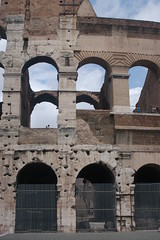 The Colosseum structure