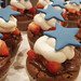 4th of July Cupcakes - <span>www.cupcakebite.com As seen on Cupcakes Take the Cake!</span>