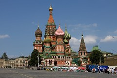 Marvel at the architecture of Saint Basil's Cathedral - Things to do in Moscow