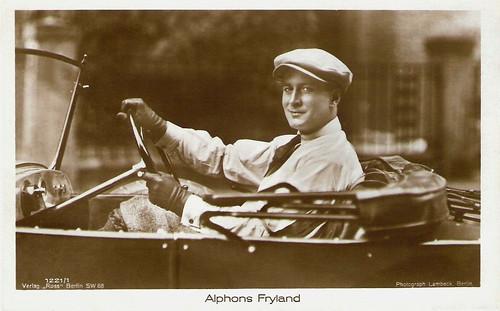 Alphons Fryland