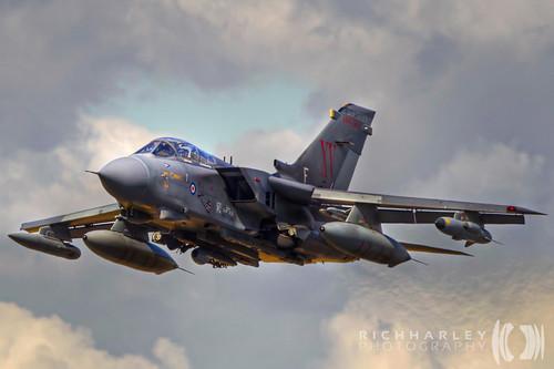 Tornado - HDR - RIAT 2010