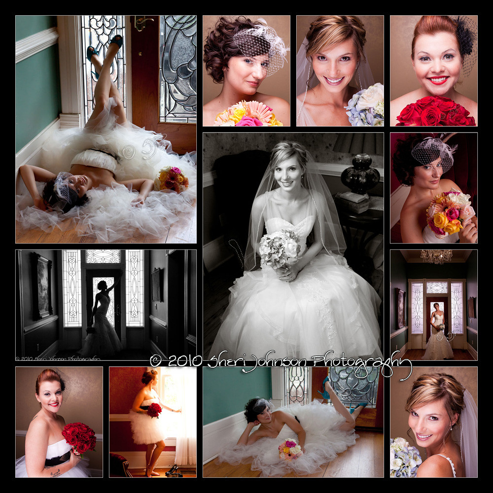 Bridal Portfolio Shoot