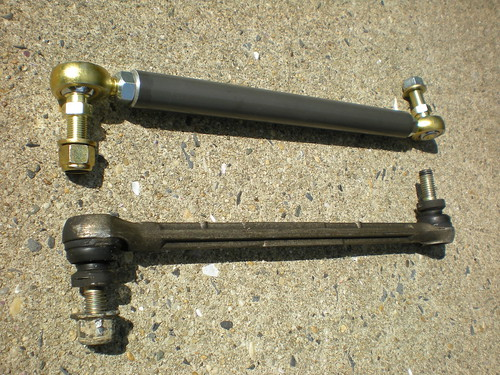 Dominant engineering mazda 3 suspension parts for Suspension originale