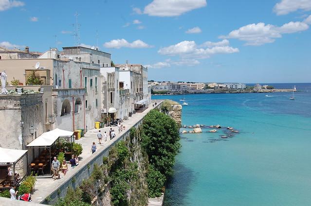 Otranto town