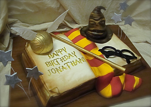 Birthday Cake Ideas Harry Potter : 4826944245_32e88a52d6.jpg