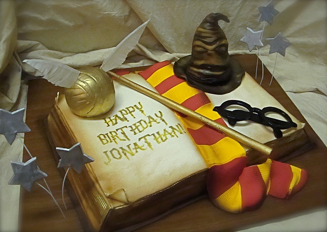 Cake Harry Potter Tumblr : cake I like 5 - a gallery on Flickr