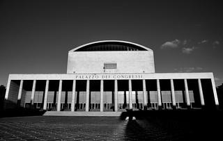 Palazzo dei Congressi - Roma EUR
