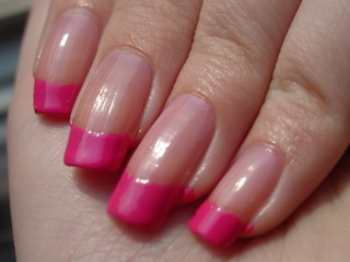 China Glaze Rich & Famous Tips Nails Manicure