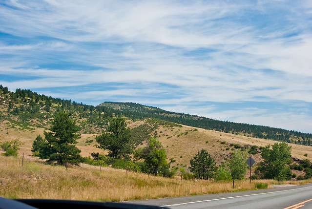 Hilly countryside america the beautiful colorado usa Usa countryside pictures