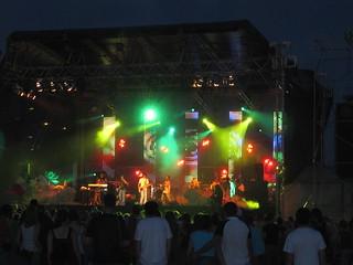 Plaża nad Wisłą 샌 디 비치 의 이미지. beach river concert sand poland reggae plock
