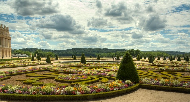 Jardins de versailles flickr photo sharing for Jardin de versailles