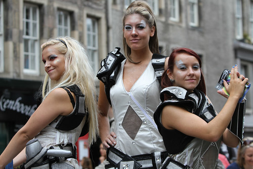 More performers at the Edinburgh Fringe