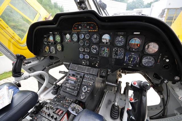 BK 117 Cockpit | Explore Tazmanian Roy's ...