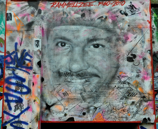 Rammellzee RIP by Part2ism