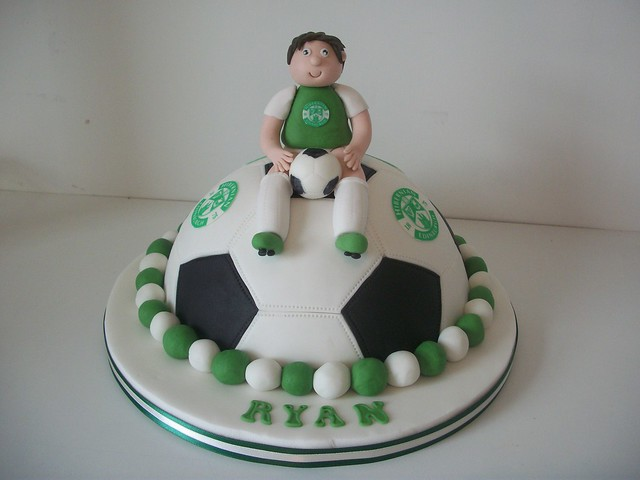 Watford V S Arsenal Football Cake