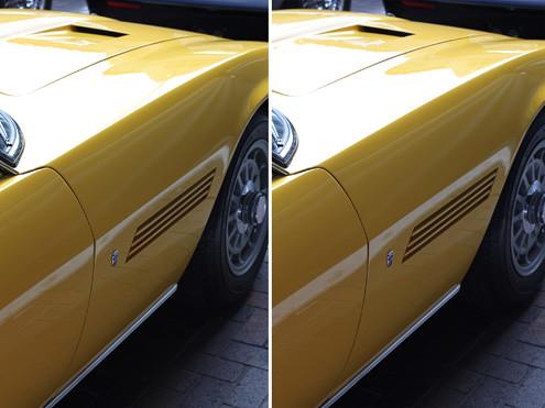 '67 Maserati Ghibli (Parallel 3-D)