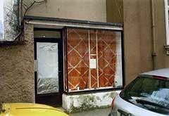 Kunstraum trudisozial in der Oppenheimer Str. 34a im Februar 2003