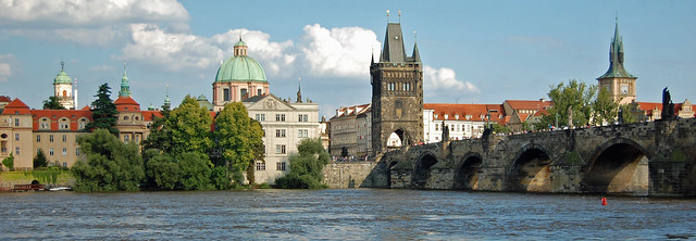 Charles Bridge, Prague (Aug 10)