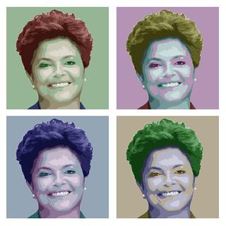 Dilma PopArt