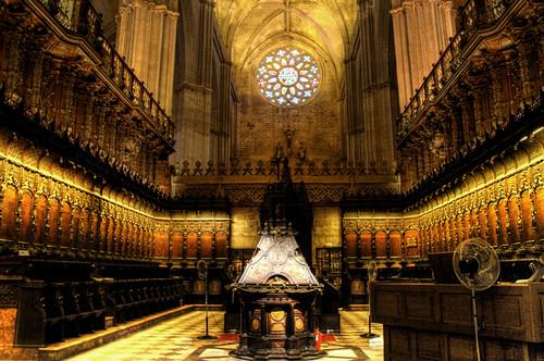 Otros viajes gu a de sevilla horarios y precios de los - Catedral de sevilla interior ...