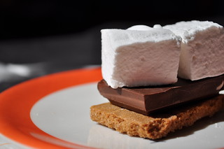 S'more, plated | by lovelihood