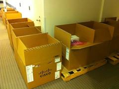 furniture(0.0), yellow(1.0), wood(1.0), room(1.0), cardboard(1.0), carton(1.0),