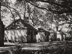 Old Slave Quarters, Savannah, Georgia 1926, by E.O. Hoppe