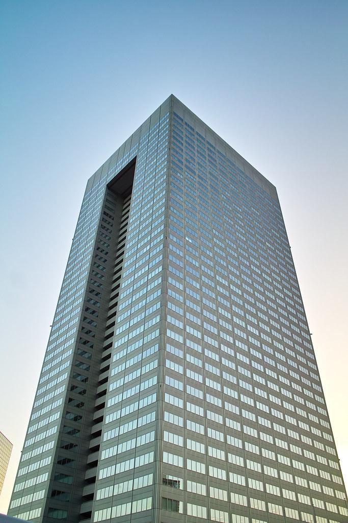 TOSHIBA building