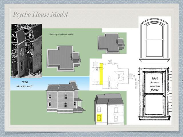 Psycho house 3d model