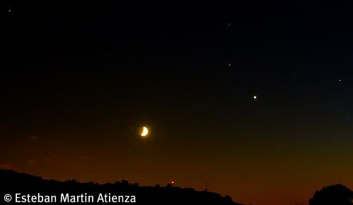 QDD nocturna en Chiloeches
