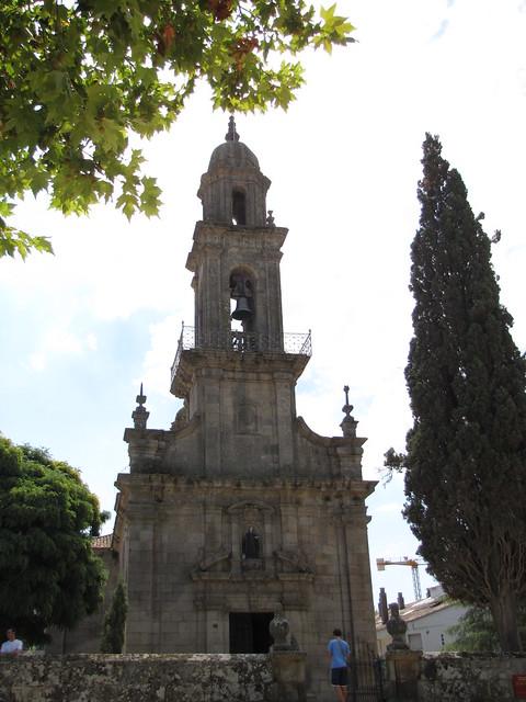 Iglesia de San Benito - Fachada