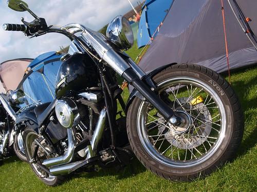 Harley Davidson 1400cc Motorcycles - 1995