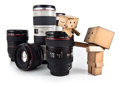 Danboard in Canon L Lenses