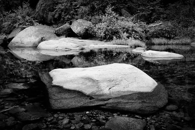 Water studies merced river rock garden flickr photo for Landscaping rocks merced ca