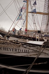 Thor Heyerdahl - Pelican of London, Sail Amsterdam 2010, Amsterdam - Netherlands