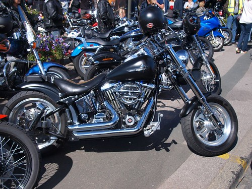 Harley Davidson Sunday