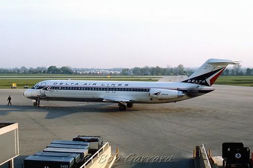 N3333L Delta Air Lines