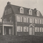 J. Edwin Harris, his wife, the former Melissa Woolare, and their children, Edwin W. and Robert J., lived in this home at 1750 Upper Chelsea Road. J. E. Harris was employed by the Jeffrey Manufacturing Company for over thirty years but found time for sports, including baseball, football, and horseshoe pitching. In 1918, after Upper Arlington was incorporated as a village, Harris was one of six councilmen elected to govern the community.