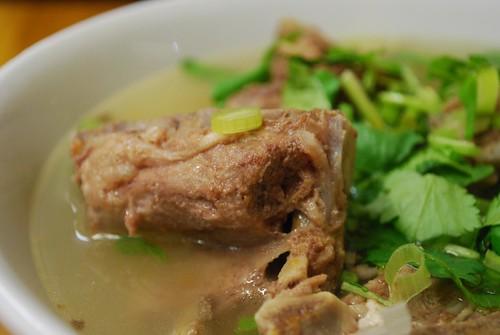 Lamb bone - Lamb Bone Noodle Soup - Ayiguli AUD9