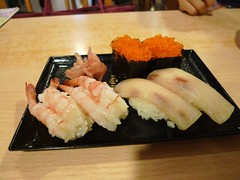 meal, fish, sushi, food, dish, cuisine,