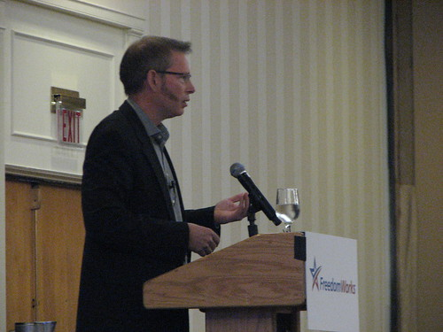 Matt Kibbe at BlogCon 2012, S3016535