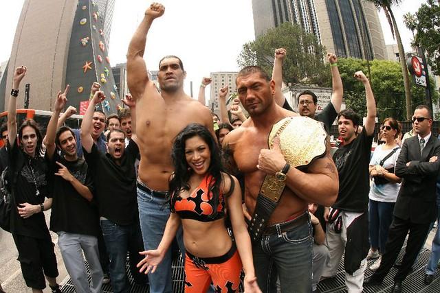 Batista And Melina Xxx Pics 17