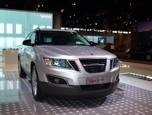 2011 Saab 9-4x 2