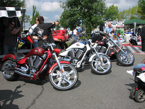 Victory Motorcycles bikes