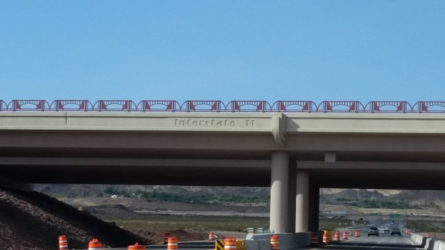 Interstate 11 Overpass