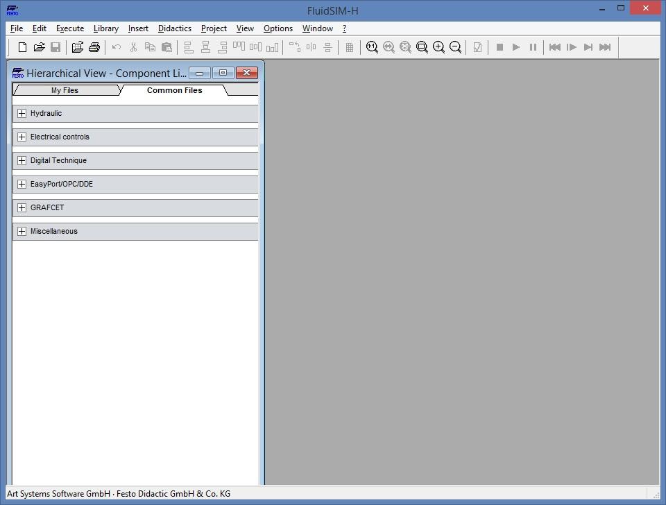 FluidSIM 4.5d-1.70 Hydraulics 4.5d 1.70 x86 x64 full license