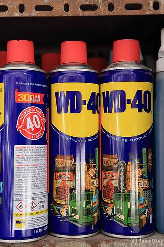 WD-40 Hong Kong